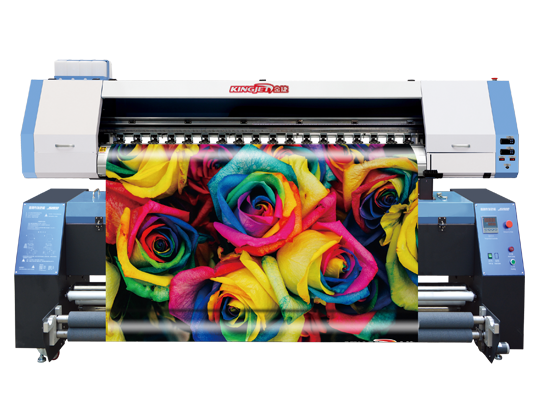 Digital Textile Fabric Printing Machine