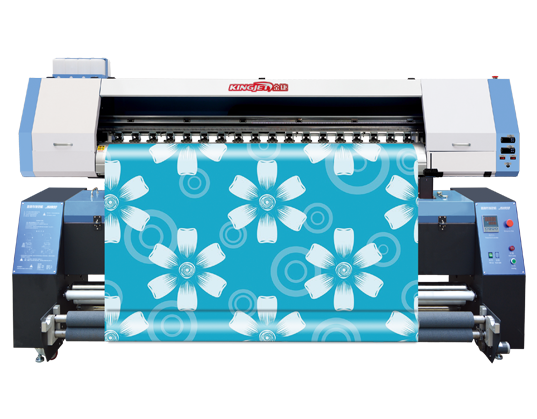 KingJet Cotton Fabric Digital Printing Machine