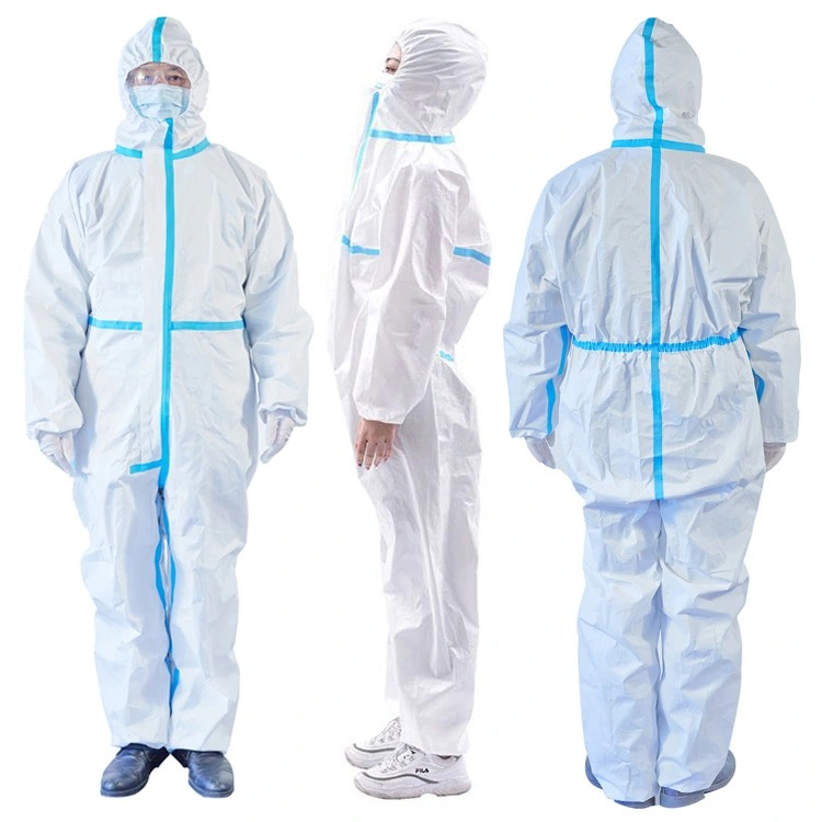 Non-woven Fabric Protective Suit